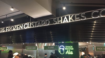 Photo of Burger Joint Shake Shack at 80 New Oxford Street WC1A 1HB, United Kingdom