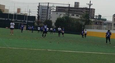 Photo of Football Stadium 富士通スタジアム川崎 at 川崎区富士見2-1-9, 川崎市 210-0011, Japan