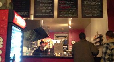 Photo of Burrito Place Los Cardos at 281 Leith Walk, Edinburgh EH6 8PD, United Kingdom