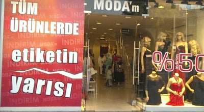Photo of Boutique MODA'm (3) at Turkey