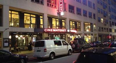 Photo of Movie Theater Cinemateket at Dronningens Gate 16, Oslo 0152, Norway