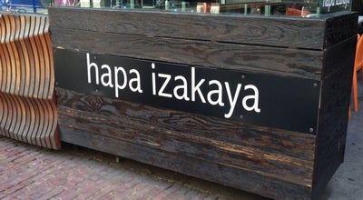 Photo of Japanese Restaurant Hapa Izakaya at 1193 Hamilton St, Vancouver, BC V6B 5P6, Canada