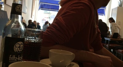 Photo of Coffee Shop Espresso Lounge at Kleine Houtstraat 4, Haarlem, Netherlands