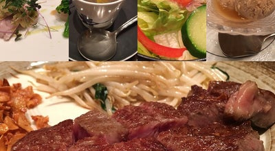 Photo of Steakhouse 六角堂 香林坊せせらぎ通り店 at 香林坊2丁目1-1, 金沢市 920-0961, Japan