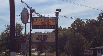Photo of Ice Cream Shop Dairy Creme Corner at 187 Homewood Ave, Fairmont, WV 26554, United States