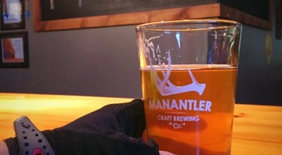 Photo of Brewery Manantler Craft Brewing at 182 Wellington St., Bowmanville, On L1C 1W3, Canada