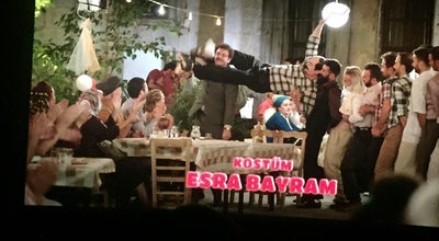 Photo of Indie Movie Theater cinemaximum atirus at Turkey
