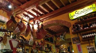 Photo of Italian Restaurant Osteria Barrocciaia at Piazza Felice Cavallotti 13, Livorno 57123, Italy