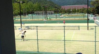 Photo of Tennis Court 維新百年記念公園テニス場 at 維新公園4-1-1, 山口市 753-0815, Japan