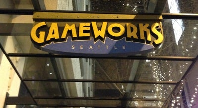 Photo of Arcade GameWorks at 1510 7th Ave, Seattle, WA 98101, United States