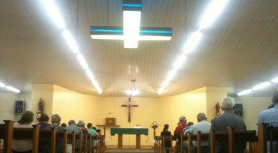 Photo of Church Paróquia Santa Luzia at Av. Santos Ferreira, 3850, Canoas 92030-000, Brazil
