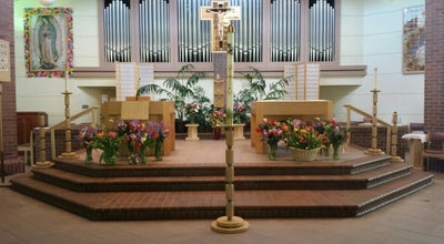 Photo of Church Holy Spirit Parish at 310 3rd Ave S, Kent, WA 98032, United States