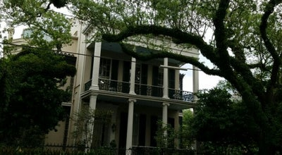 Photo of Historic Site 1239 First Street at 1239 1st St, New Orleans, LA 70130, United States