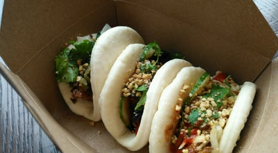 Photo of Asian Restaurant Mean Bao at 167 Bathurst St., Toronto, On, Canada