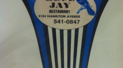 Photo of Breakfast Spot Blue Jay Restaurant at 4154 Hamilton Ave, Cincinnati, OH 45223, United States