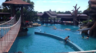 Photo of Water Park สวนน้ำตำนานป่า (Tamnanpar Water Park) at Rayong, Thailand
