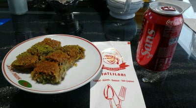 Photo of Dessert Shop Sıdkı Usta Künefe at Atatürk Mh. 48. Cd. Engin Ap. No:32/2, Tunceli, Turkey