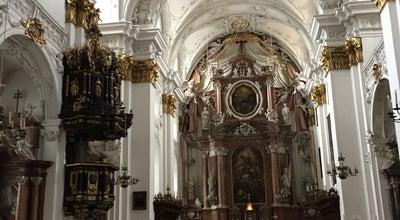 Photo of Church Alter Dom (Ignatiuskirche) at Domgasse 3, Linz 4020, Austria