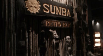 Photo of Bar Sunba Retro Bar at Jalan Teluk Baru, Pantai Tengah, Kuah, Malaysia