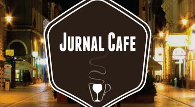 Photo of Cafe Jurnal Cafe at Str. Republicii Nr. 9, Brasov 500030, Romania