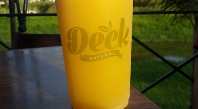 Photo of Juice Bar Deck Natural at Marginal Dom Aguirre, 5100 - Jd. Santa Rosália, Sorocaba 18081-101, Brazil