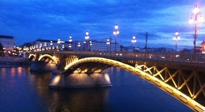 Photo of Bridge Margit híd at Margit Híd, Budapest, Hungary