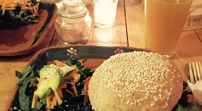 Photo of Vegetarian / Vegan Restaurant La Colmena at 14 Oriente, San Andrés Cholula, Mexico