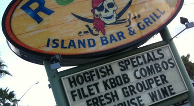 Photo of Caribbean Restaurant Rumba Island Bar & Grill at 1800 Gulf To Bay Blvd, Clearwater, FL 33765, United States