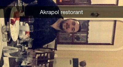 Photo of Gastropub Akrapol Restaurant at Turkey