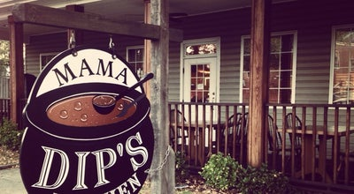 Photo of Southern / Soul Food Restaurant Mama Dip's at 408 W Rosemary St, Chapel Hill, NC 27516, United States