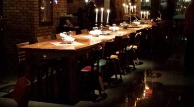 Photo of Italian Restaurant Scaddabush Italian Kitchen & Bar at 382 Yonge St., Toronto, ON M5B 1S8, Canada