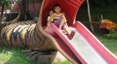 Photo of Water Park Pacet Mini Park at Pacet, Indonesia