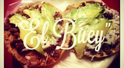 Photo of Taco Place Burger & Grill El Buey at Tenayuca, San Nicolás de los Garza, Mexico