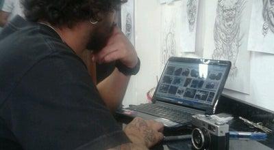 Photo of Art Gallery Black Nail Tattoo at Rua Sergipe 911, Londrina, Brazil