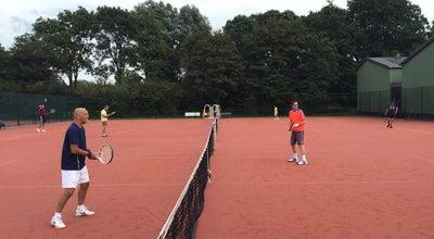 Photo of Tennis Court Tennis & Squash Overhout at Tennispad 1, Haarlem, Netherlands