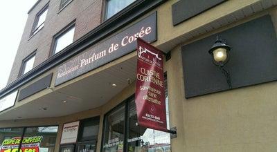 Photo of Korean Restaurant Parfum de Corée at 131, Saint-germain Ouest, Rimouski, QC G5L 4B6, Canada