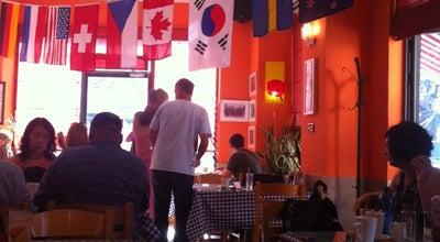 Photo of American Restaurant The Stephen Center at Tirana, Albania
