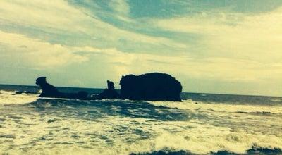 Photo of Beach Playa El Tunco at El Salvador