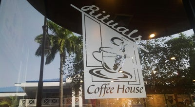 Photo of Coffee Shop Rituals Coffee House at #66 Maraval Road, St. Clair, Port-of-spain, Maraval, Trinidad and Tobago