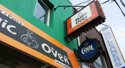 Photo of Pizza Place Magic Oven at 270 Dupont Street, Toronto, Ca M5R 1V7, Canada
