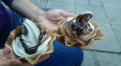 Photo of Ice Cream Shop Ladan Cafeteria | تریا لادن at Iran