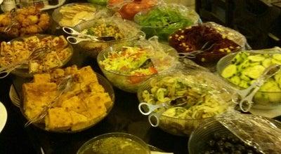 Photo of Vegetarian / Vegan Restaurant Jardim das Cerejas at Calçada Do Sacramento, 36, Lisbon, Portugal
