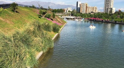 Photo of Water Park Parque Fluvial Renato Poblete at Presidente Balmaceda # 2800, Quinta Normal, Chile