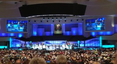 Photo of Church Prestonwood Baptist Church at 6801 W Park Blvd, Plano, TX 75093, United States