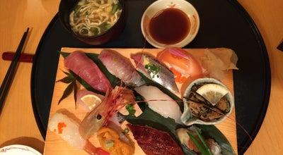 Photo of Sushi Restaurant 海鮮すし問屋 粋亭 at 新福寺3-3-11, 結城市, Japan