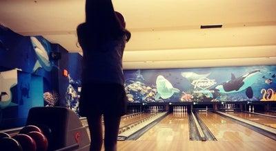 Photo of Bowling Alley 大魯閣保齡球館 at 新北市土城區青雲路152號4樓 236, Taiwan