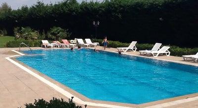 Photo of Pool Ayışığı Konutları Havuzbaşı at Ayışığı Konutları, Turkey