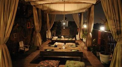 Photo of Mediterranean Restaurant Imperfecto at 1a/1, Hauz Khas Village, New Delhi 110016, India