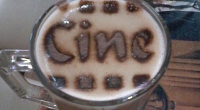 Photo of Cafe Cine Cafe at Eski Kuyumcular Cd, Balıkesir 10100, Turkey