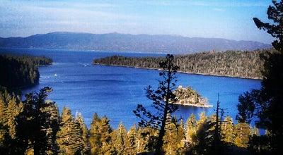 Photo of Lake Lake Tahoe at Lake Tahoe, CA 96150, United States
